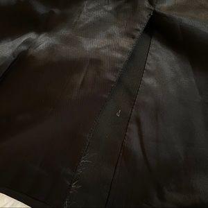 Calvin Klein Suits & Blazers - CALVIN KLEIN BLACK WOOL BLAZER SUIT JACKET 36R